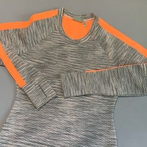 Athleta Snowscape Long Sleeve Pullover Size XS